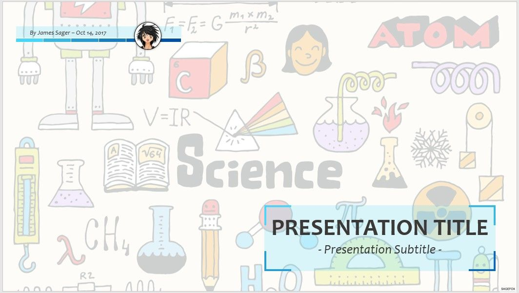Free science and education ppt 64387 sagefox free powerpoint by james sager toneelgroepblik Image collections