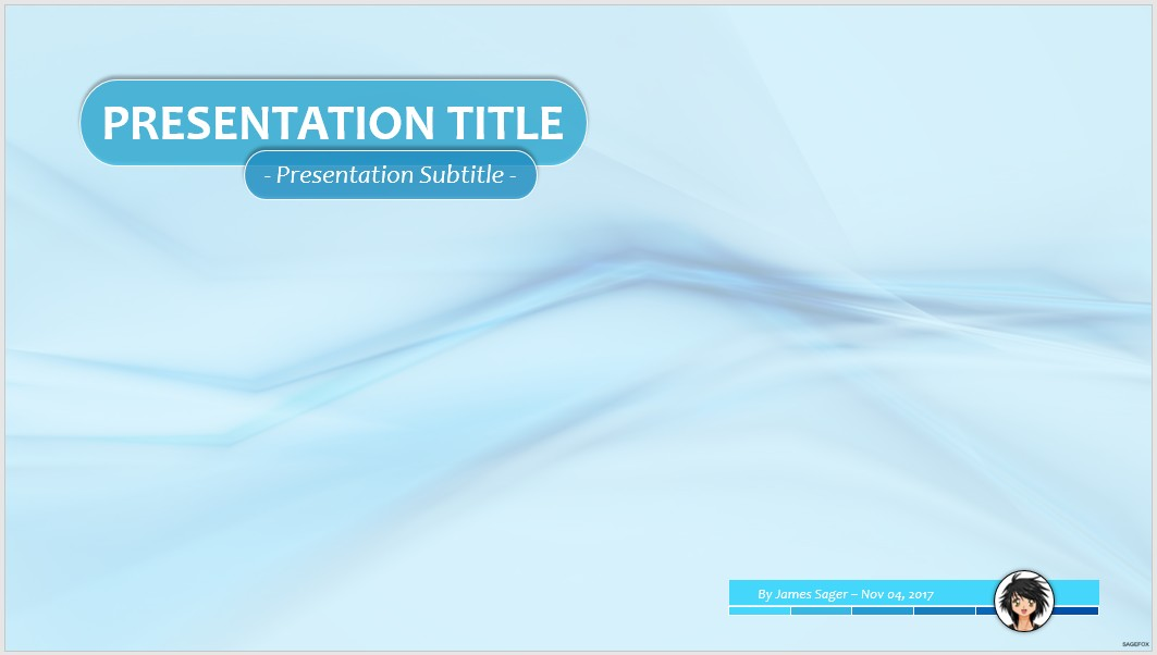 free abstract ppt #64742 | 14127 free powerpoint templates, Powerpoint templates