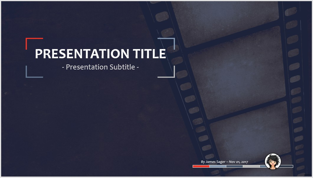 free movie film ppt 64811 sagefox free powerpoint