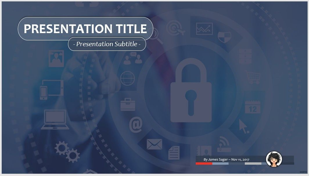 free internet security ppt #65441 | 14074 free powerpoint, Powerpoint templates