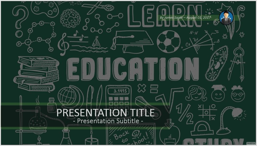 free education powerpoint #66651 | 14137 free powerpoint templates, Powerpoint templates