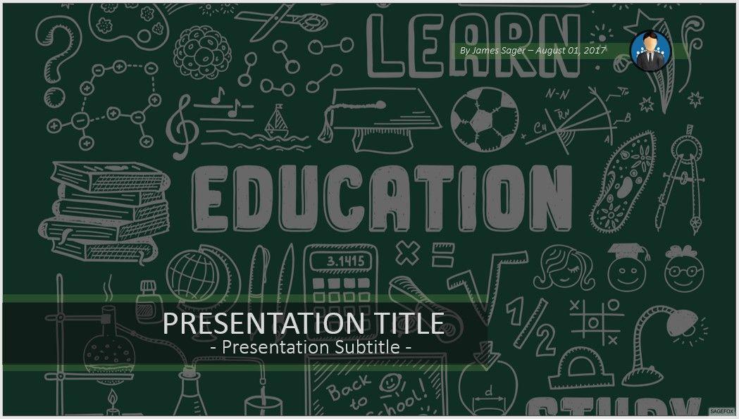 Free education powerpoint 66651 sagefox powerpoint templates please share this powerpoint template toneelgroepblik Gallery