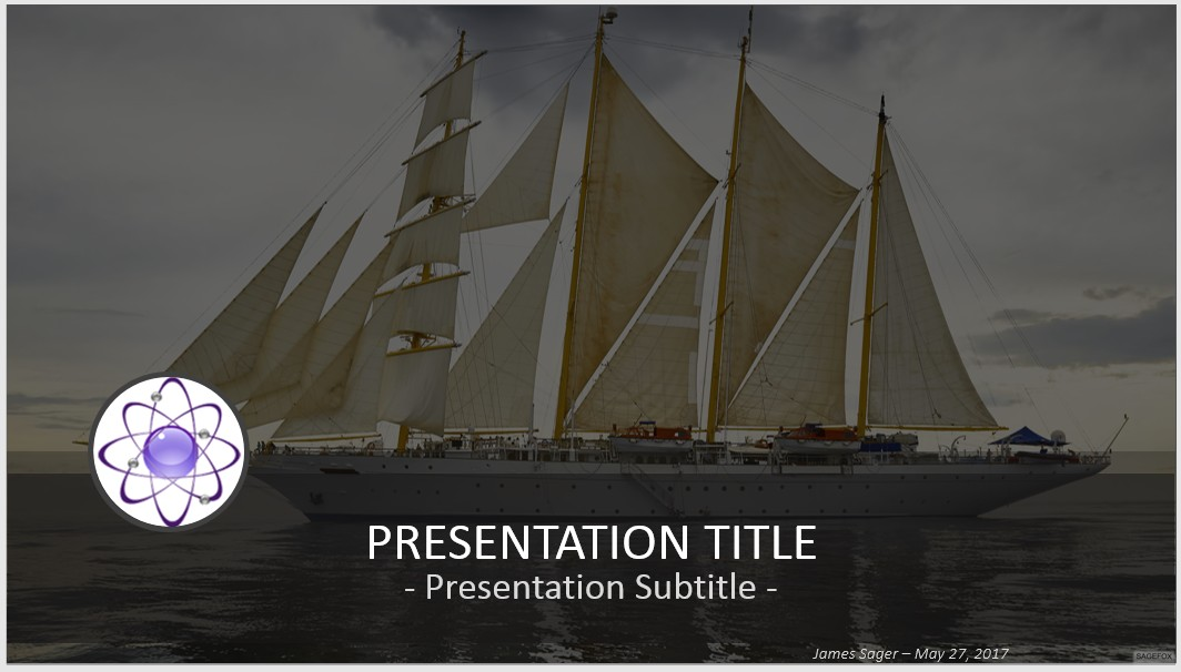 Free sailing ship powerpoint 67849 sagefox powerpoint templates please share this powerpoint template toneelgroepblik Choice Image
