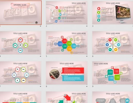 Search Results For Retro Powerpoint Free Powerpoint Templates