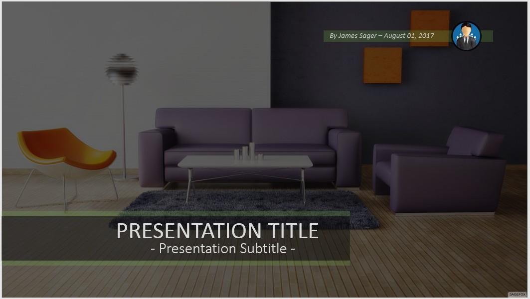 Free interior design powerpoint 62225 14012 free powerpoint by james sager toneelgroepblik Images