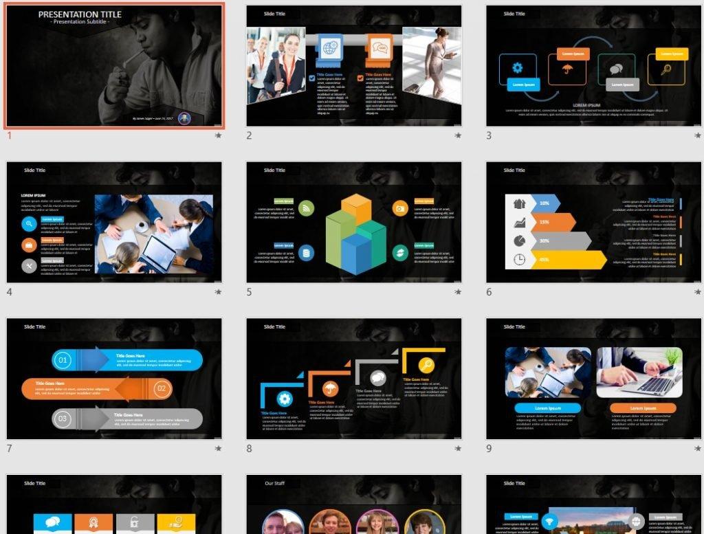 Smoking PowerPoint by SageFox