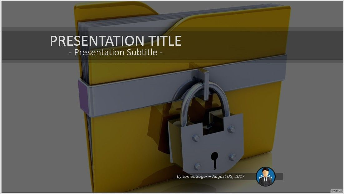 Free data security powerpoint 62635 13950 free powerpoint by james sager toneelgroepblik Image collections