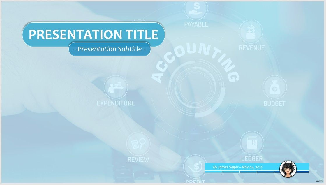 Free accounting ppt 62685 sagefox powerpoint templates by james sager toneelgroepblik