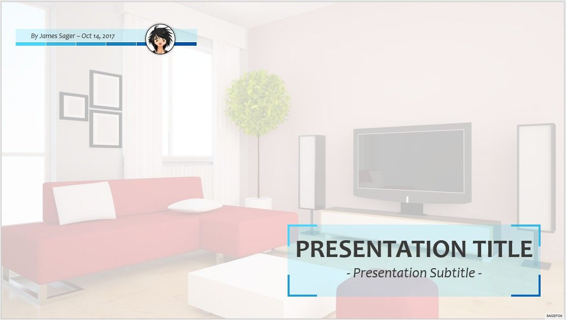 Interior design ppt 62730 free powerpoint interior design ppt by james sager toneelgroepblik Image collections