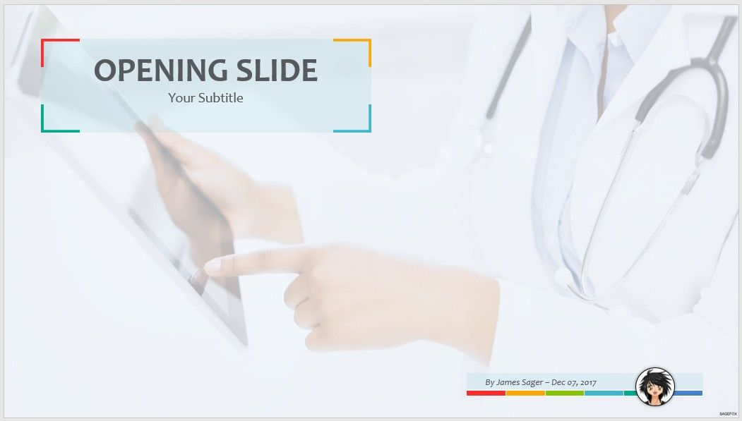 Free doctor ppt 70391 14012 free powerpoint templates sagefox by james sager toneelgroepblik Images
