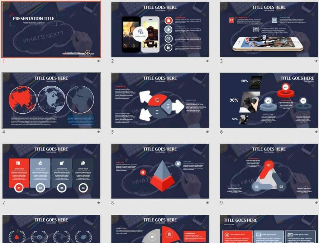all themed powerpoint templates  free all themed