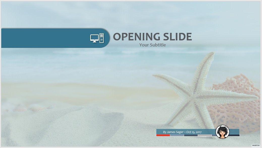 free beach ppt 70846 sagefox powerpoint templates