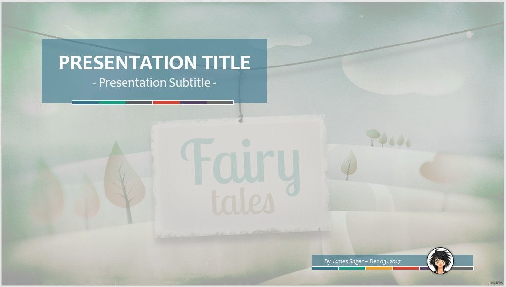 Free fairy tales ppt 71051 sagefox powerpoint templates for Fairy tale powerpoint template free download