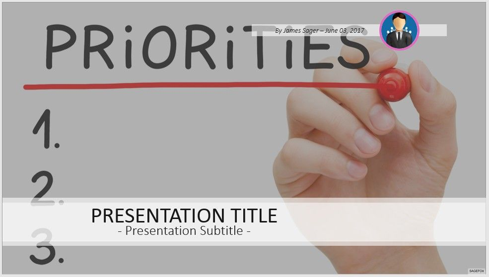 Usdgus  Prepossessing Priorities List Powerpoint  Free Priorities List Powerpoint  With Magnificent By James Sager With Appealing Use Powerpoint Online Also Powerpoint Replace Template In Addition The Tell Tale Heart Powerpoint And When Was Microsoft Powerpoint Created As Well As Free Technology Powerpoint Templates Additionally Award Certificate Template Powerpoint From Powerpointsagefoxcom With Usdgus  Magnificent Priorities List Powerpoint  Free Priorities List Powerpoint  With Appealing By James Sager And Prepossessing Use Powerpoint Online Also Powerpoint Replace Template In Addition The Tell Tale Heart Powerpoint From Powerpointsagefoxcom