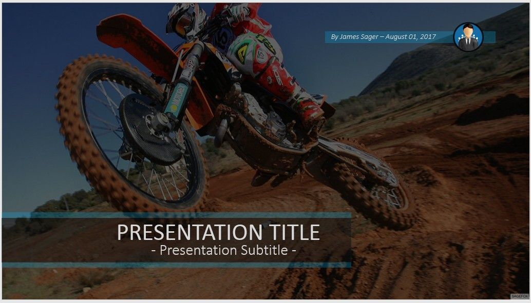 powerpoint template free download motorcycle images powerpoint template and layout. Black Bedroom Furniture Sets. Home Design Ideas