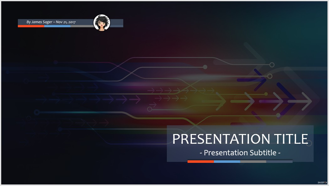 free high tech ppt #70036 | sagefox powerpoint templates., Modern powerpoint