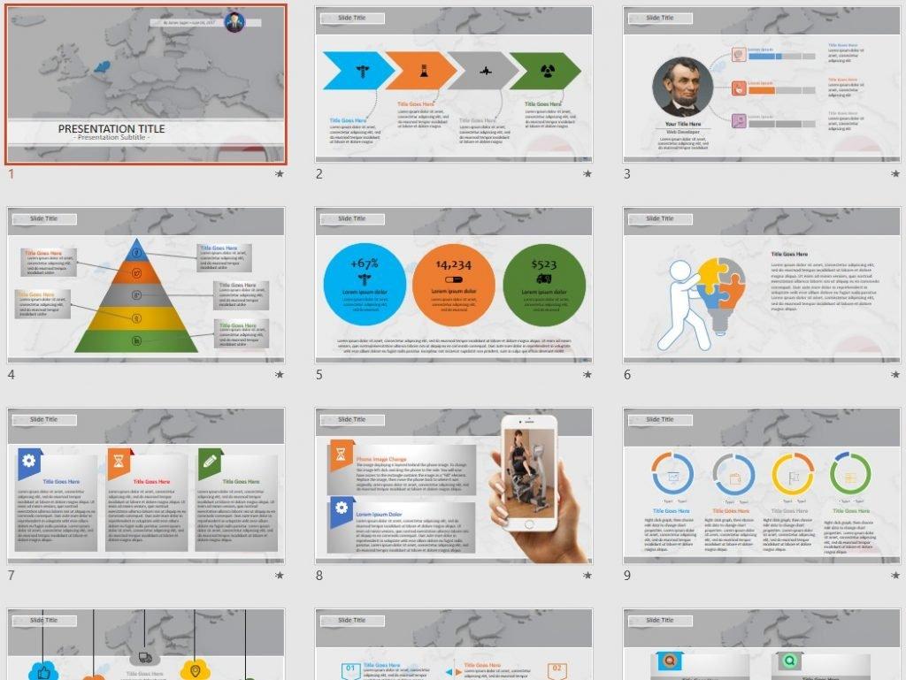 Netherlands PowerPoint by SageFox