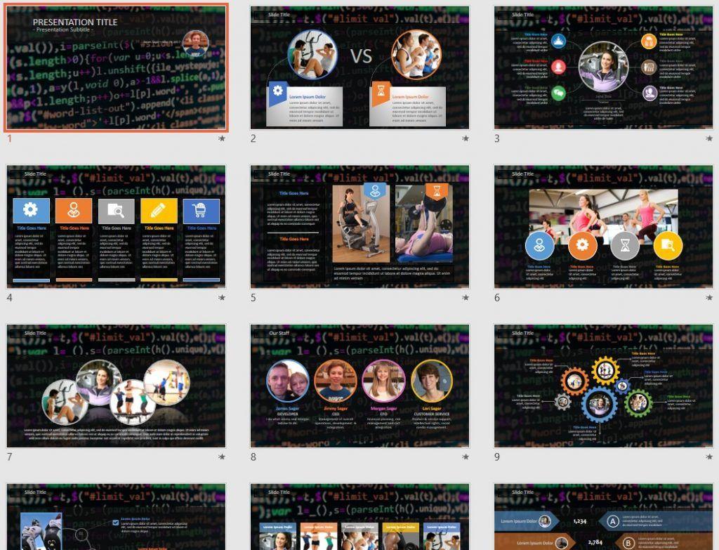 Source Code PowerPoint by SageFox