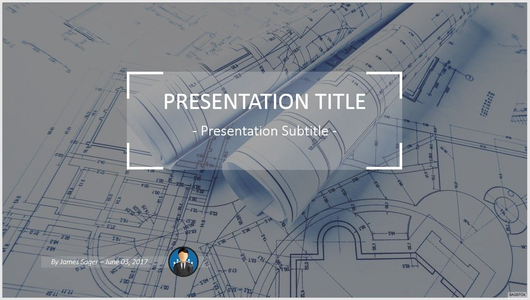 Free architectural project powerpoint 73537 sagefox powerpoint please share this powerpoint template toneelgroepblik Image collections