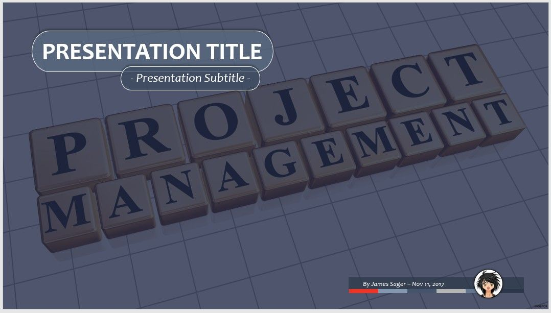 free project management ppt #73767 | sagefox powerpoint templates., Modern powerpoint