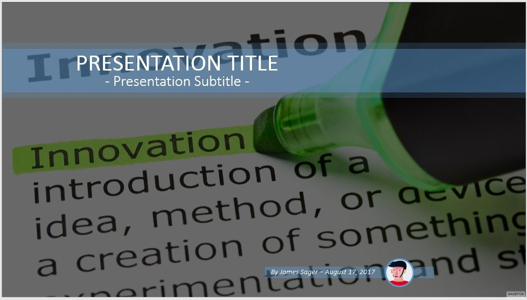 Free innovation powerpoint 74923 sagefox powerpoint templates please share this powerpoint template toneelgroepblik Choice Image