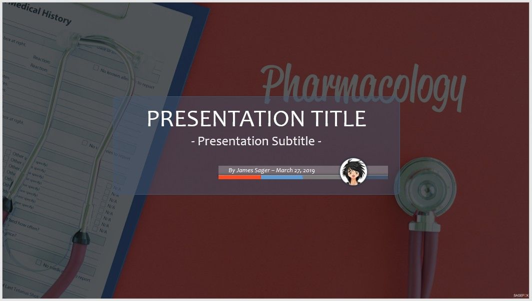 free pharmacology powerpoint #76024 | 14100 free powerpoint, Powerpoint templates