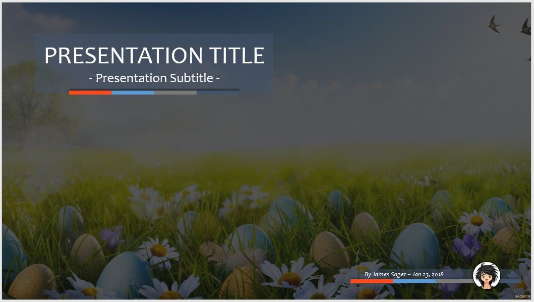 Easter Ppt #75699, Free Easter Ppt By Sagefox - 11296 Free