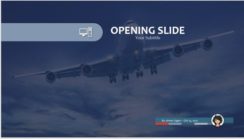 Best airplane ppt template photos airline ppt template free free commercial airplane ppt 76254 sagefox powerpoint templates toneelgroepblik Images