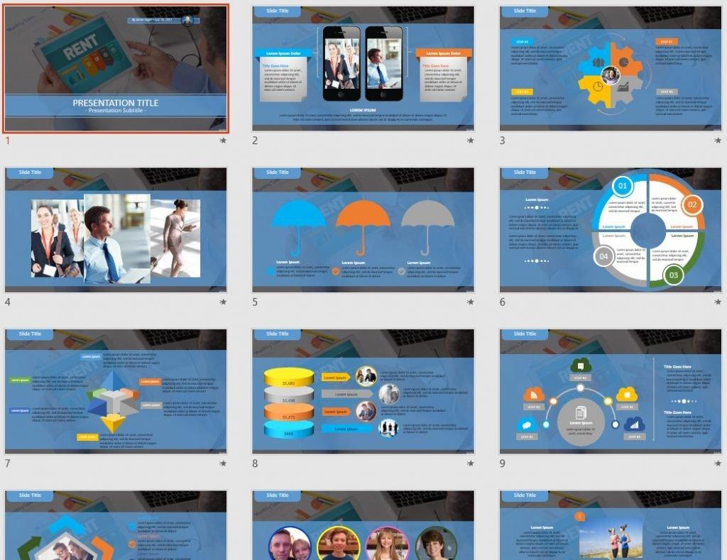 Rent PowerPoint by SageFox