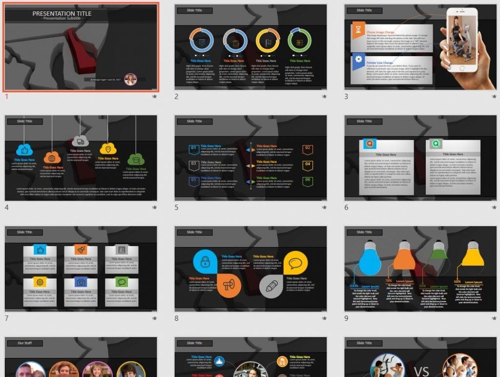 Delaware PowerPoint by SageFox