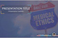 Free ethics powerpoint 16303 sagefox powerpoint templates medical ethics ppt toneelgroepblik Image collections