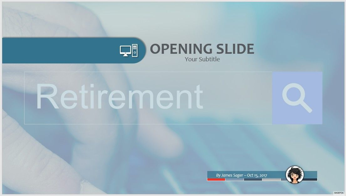 Retirement powerpoint template quantumgaming free retirement ppt 77403 sagefox powerpoint templates modern powerpoint toneelgroepblik Image collections