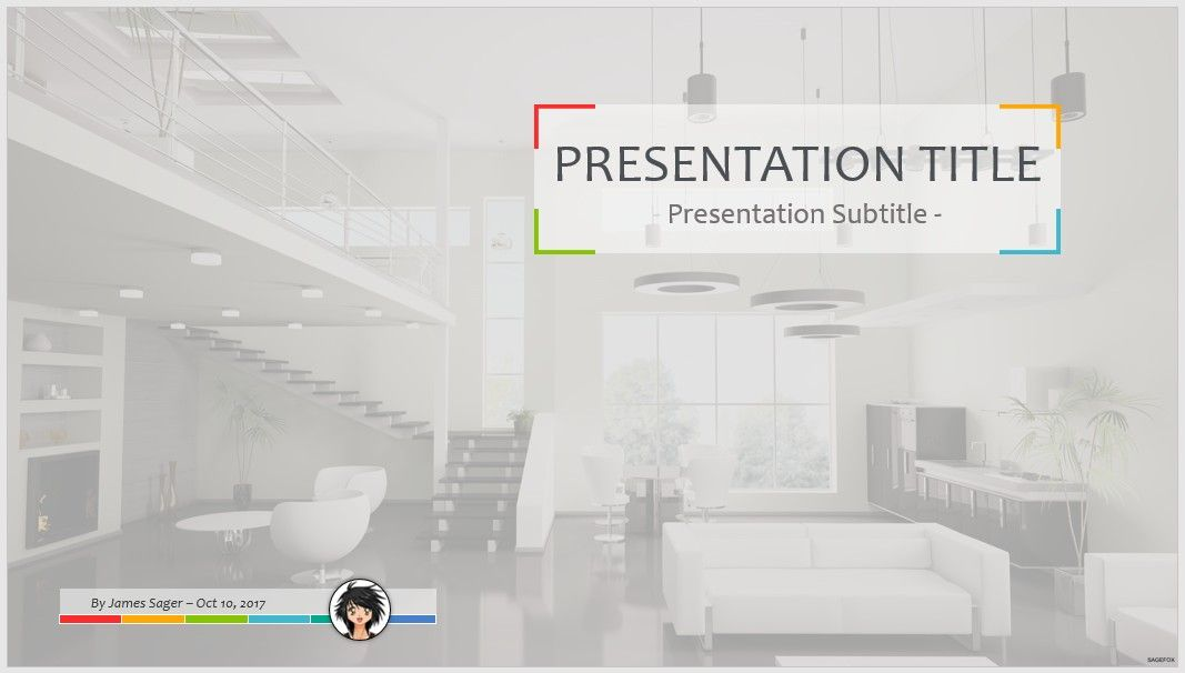 Free Interior Design Ppt 69836 Sagefox Powerpoint Templates