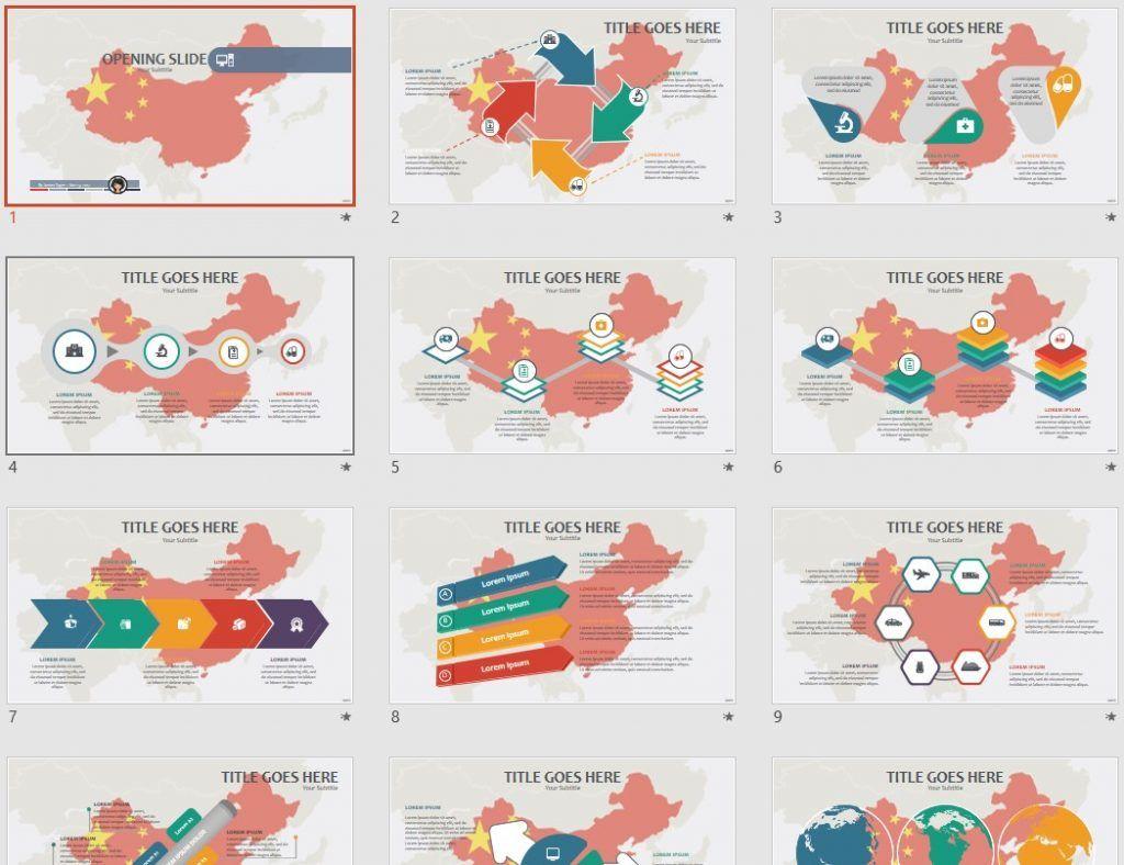 China PPT by SageFox