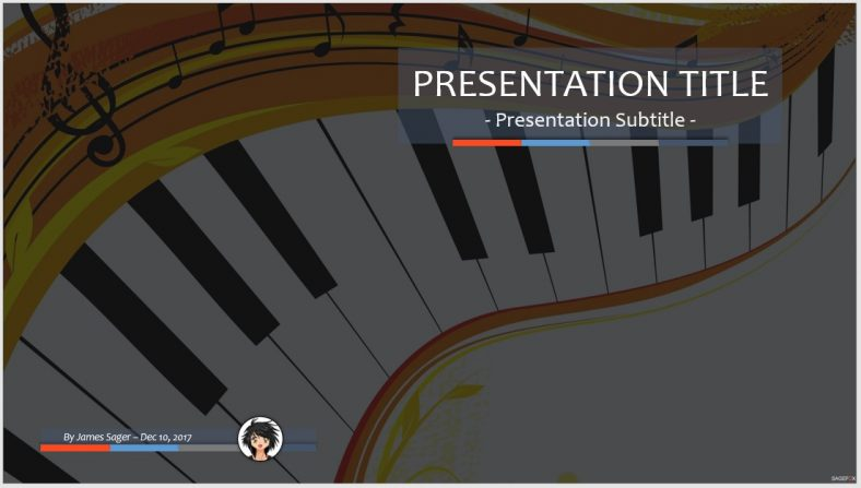free music ppt 78328 sagefox powerpoint templates