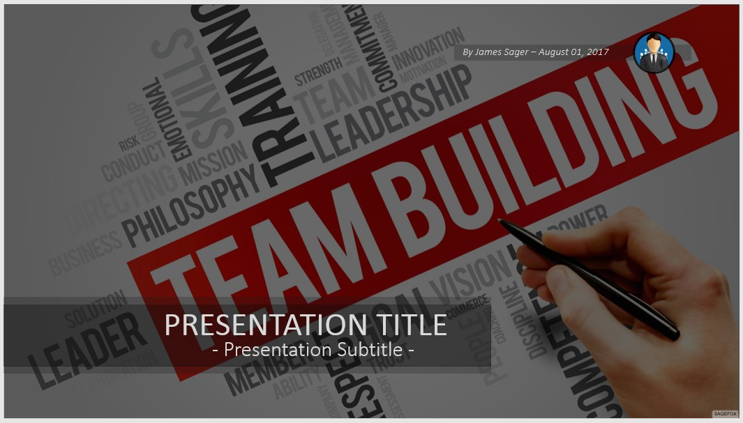 free team building powerpoint #80694 | 14135 free powerpoint, Modern powerpoint
