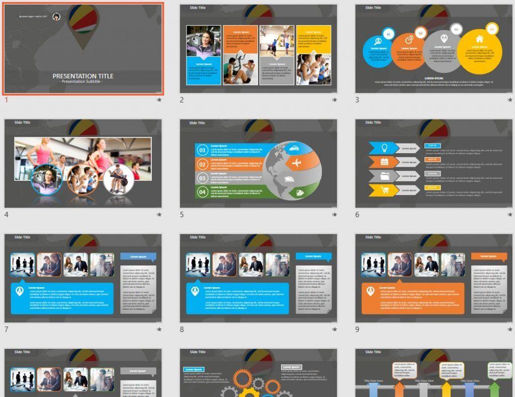 Seychelles PowerPoint by SageFox