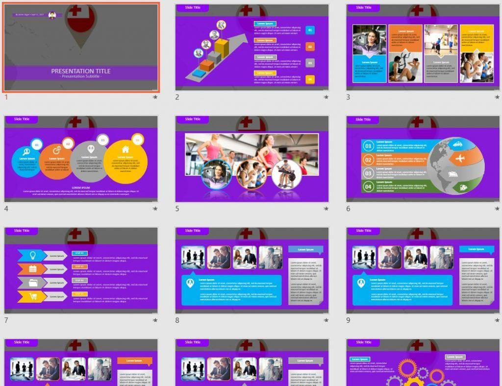 Tonga PowerPoint by SageFox