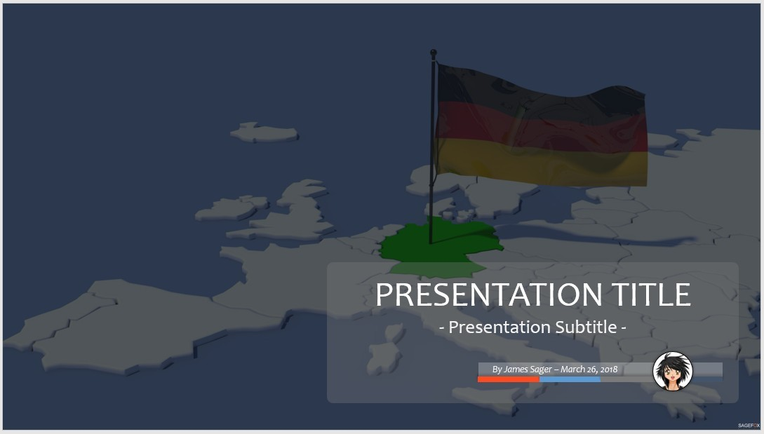 free germany powerpoint  82965