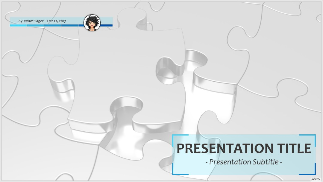 Free metal jigsaw puzzle ppt 84244 14025 free powerpoint by james sager toneelgroepblik Image collections