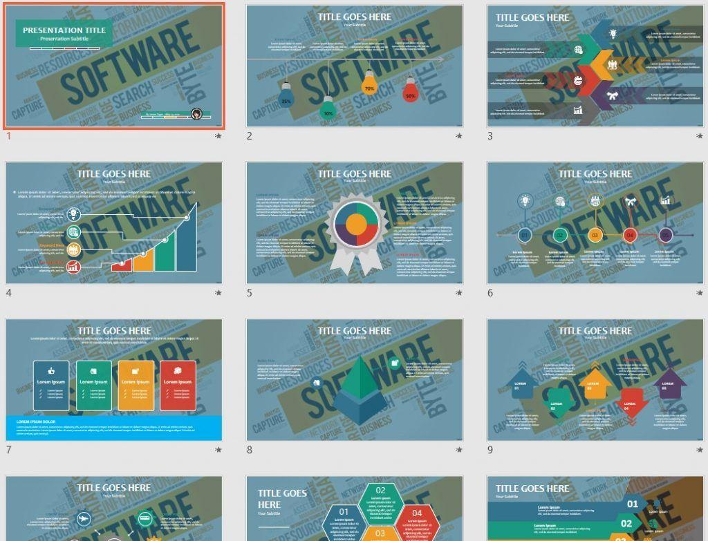 Software PowerPoint by SageFox