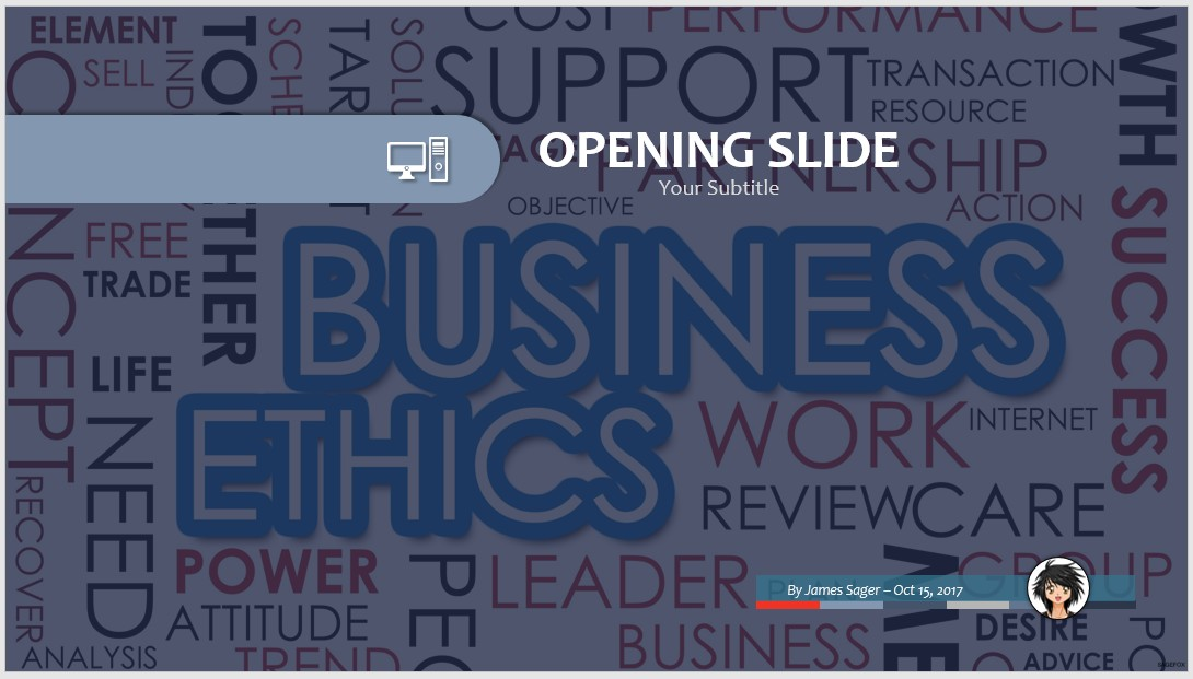 Free ethics powerpoint templates 13888 free powerpoint templates free business ethics ppt toneelgroepblik Image collections