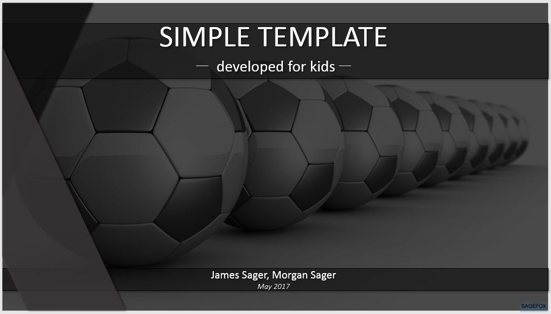 Perfect Soccer Powerpoint Template Photo Examples Professional