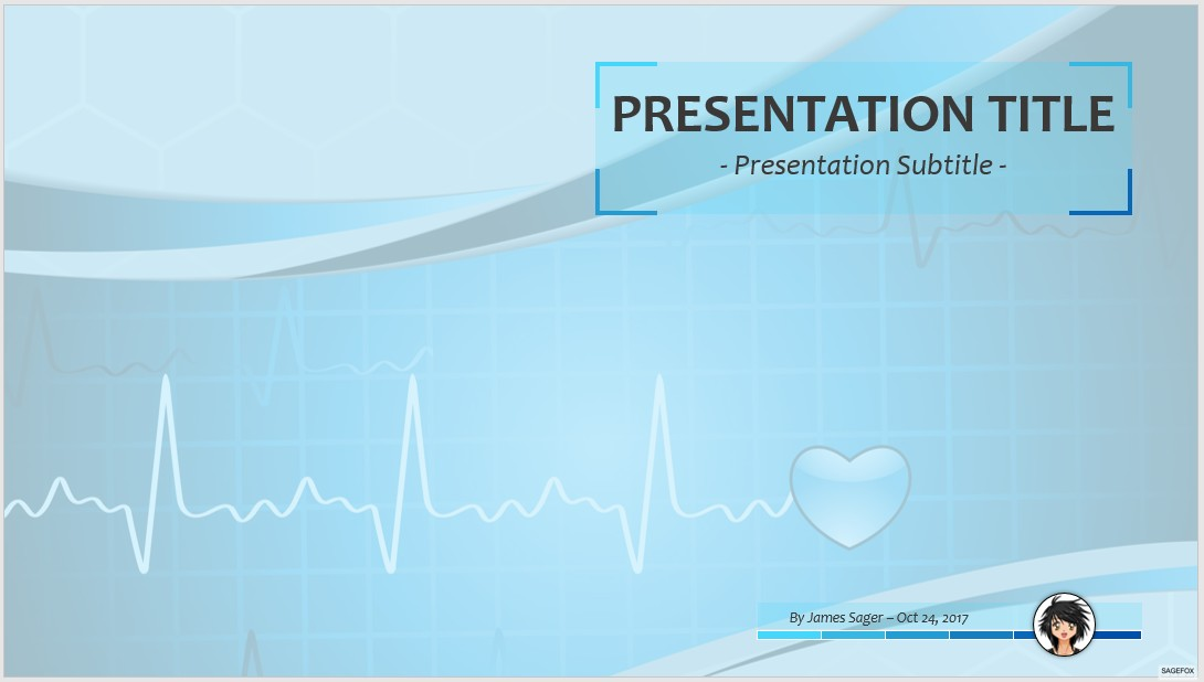 free medical ppt #85806 | 13960 free powerpoint templates, Modern powerpoint