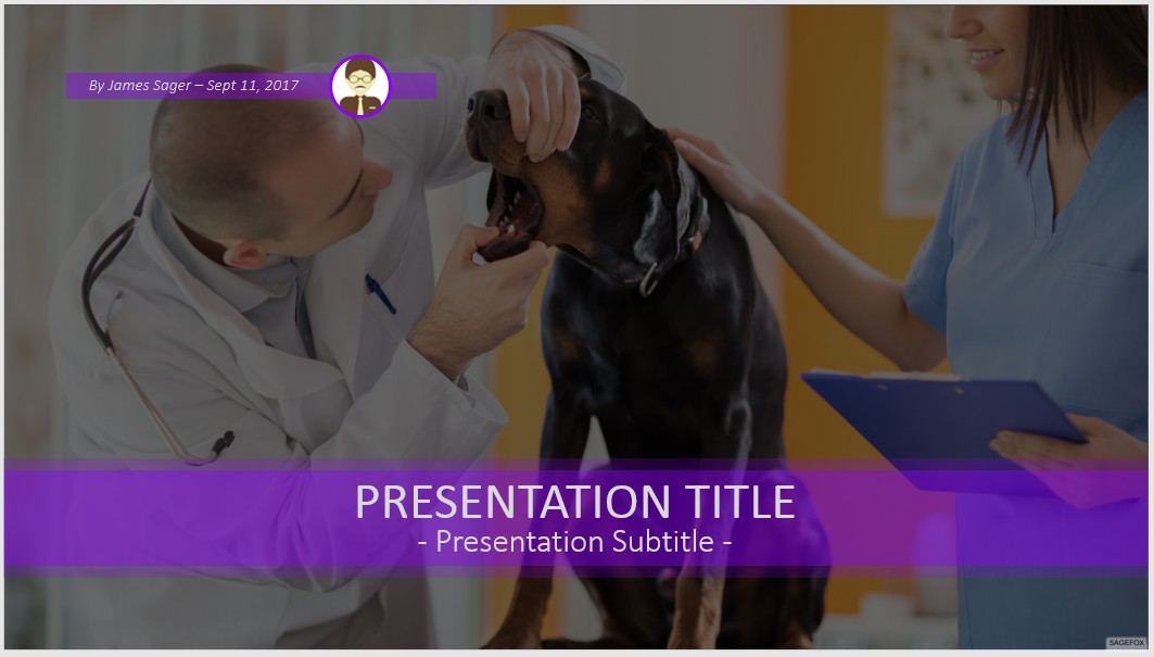 Free veterinarian ppt 63432 13953 free powerpoint templates veterinarian powerpoint toneelgroepblik Images