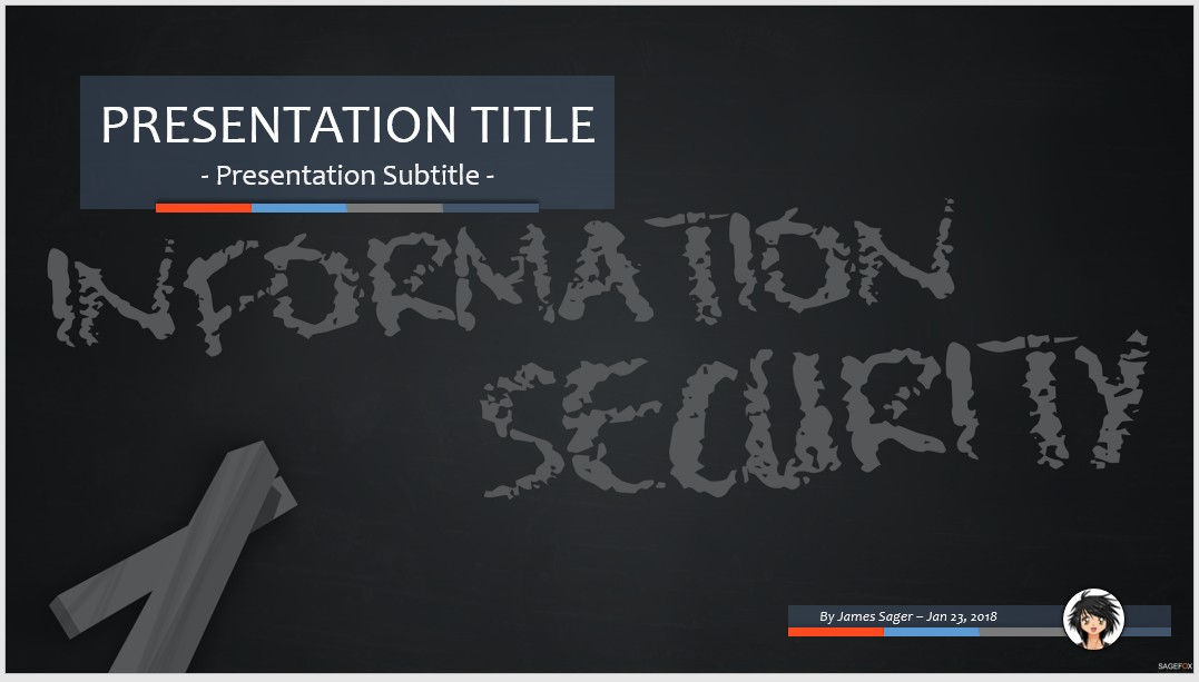 free information security ppt #88226 | sagefox powerpoint templates., Powerpoint templates