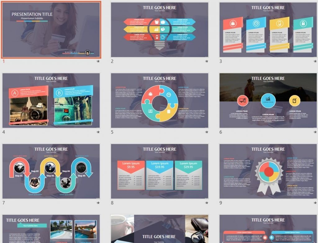 Free online shopping powerpoint 68927 sagefox free powerpoint by james sager maxwellsz