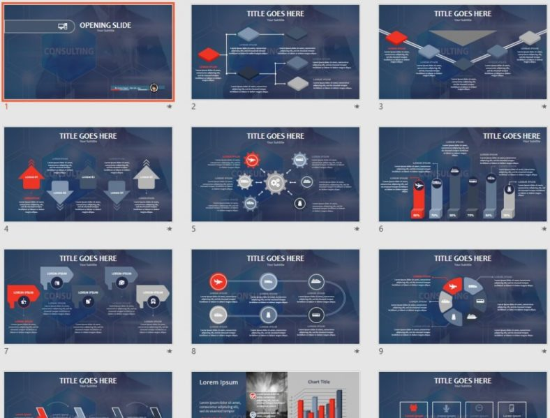 free consulting ppt 70376 sagefox free powerpoint templates