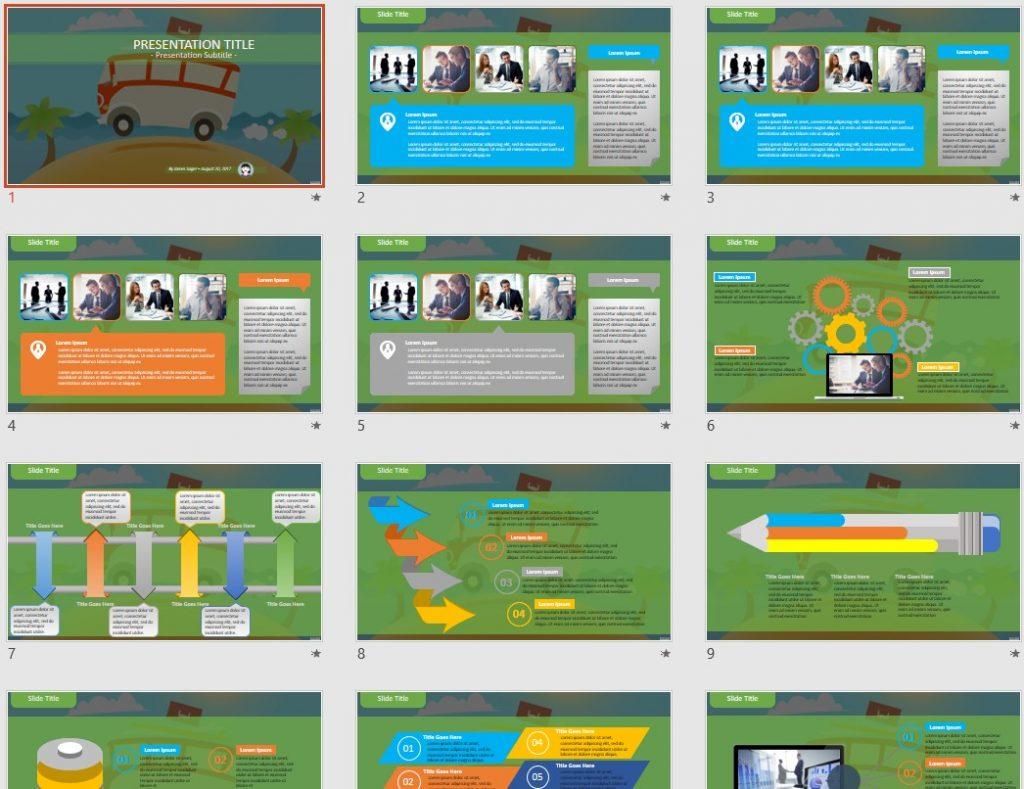 cartoon PowerPoint by SageFox