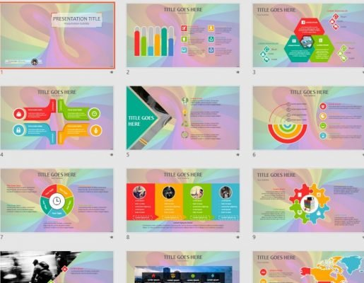 Search Results For Colorful Ppt Free Powerpoint Templates